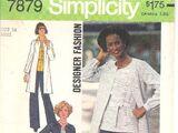 Simplicity 7879 A
