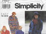 Simplicity 7457 C