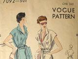 Vogue 7092 A