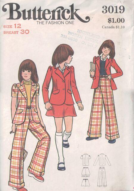Butt 3019 1970s