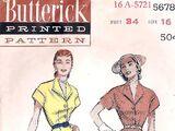 Butterick 5678