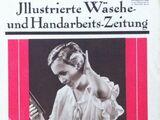 Illustrierte Wäsche- und Handarbeits-Zeitung No. 3 1935