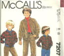 McCall's 7207