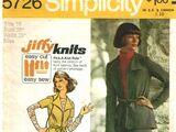 Simplicity 5726