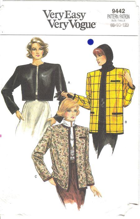 Vogue 9442
