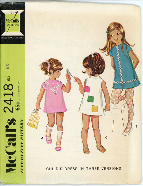 McCall's-2418front