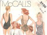 McCall's 3150 B