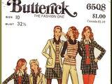 Butterick 6508 B