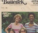 Butterick 4614 A