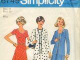 Simplicity 6749