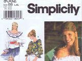 Simplicity 9582 B