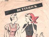 Butterick 2881