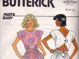 Butterick 3867 B