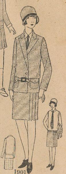 Butterick 1901