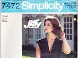 Simplicity 7472 A