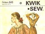 Kwik Sew 845