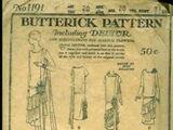 Butterick 1191