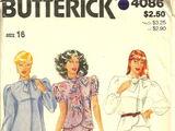 Butterick 4086 A