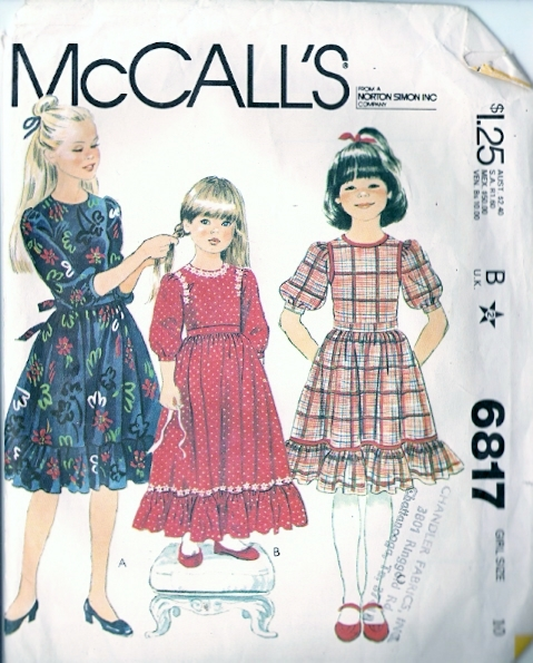 McCall's 6817