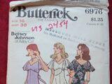 Butterick 6976 A