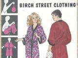 Birch Street Travel Ready Robe
