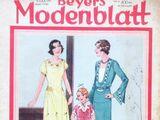 Beyers Modenblatt No. 26 Vol. 9 1931