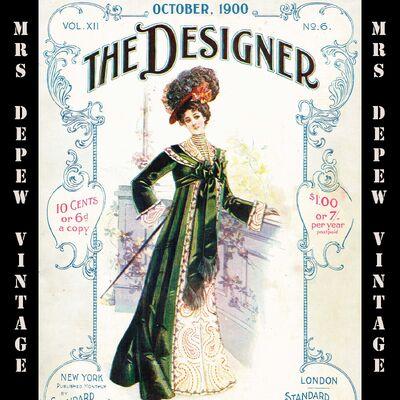 The Designer Oct 1900