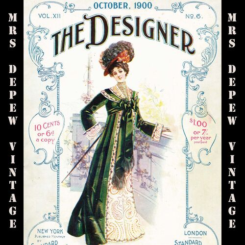 The Designer Oct 1900