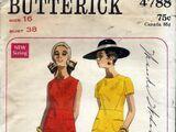 Butterick 4788 B
