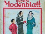 Beyers Modenblatt No. 16 Vol. 9 1930