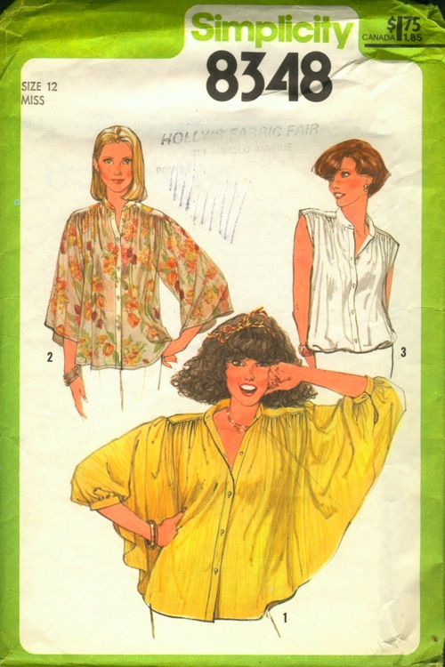 Simplicity 8348 | Vintage Sewing Patterns | FANDOM powered by Wikia