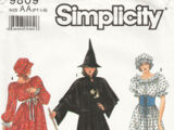Simplicity 9809 A