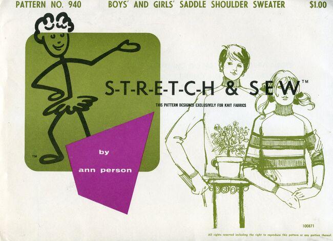 Stretch&sew940sweater