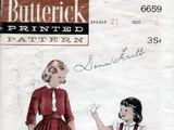 Butterick 6659