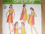 Simplicity 9970 A