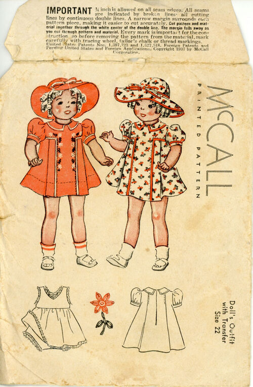 McCall-22'-Doll-Outfit