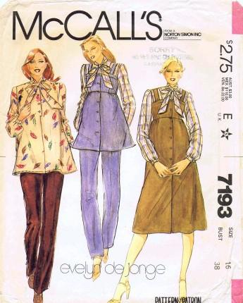 McCalls 1980 7193