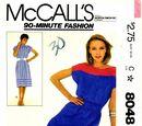 McCall's 8048