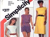 Simplicity 5922 A