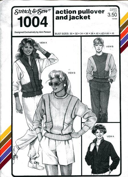 Stretch&sew1004