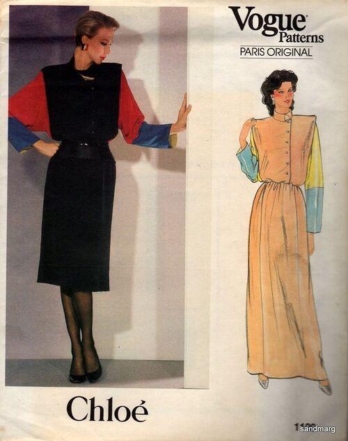 Vogue 1100 A