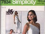Simplicity 7834 A