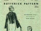 Butterick 4886 B