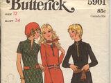 Butterick 5901 A