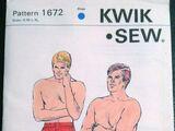 Kwik Sew 1672
