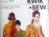 Kwik Sew 416