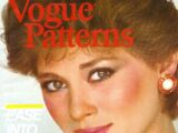 Vogue Patterns May/June 1980