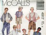 McCall's 4917 A