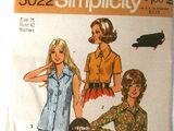 Simplicity 5022