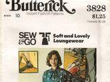 Butterick 3828 B